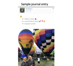 gratitude journal sample entry balloons v2